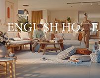 English Home Lansman / Evimizde Keyfimiz Bilir