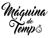 """Máquina do Tempo"" - Logo Animation"