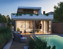 Modern Villa / Exterior