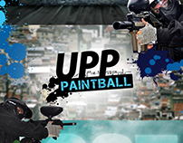 UPP Paintball Visual Identity