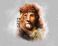 Jesus é o leão da tribo de Judá!