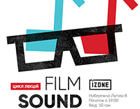 Poster / lectures / film sound