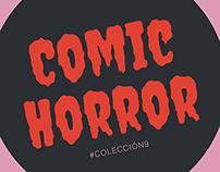 Comic Horror - ARTEAGA