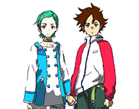 Eureka 7 Pop Art