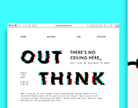 Outthink - campaign event