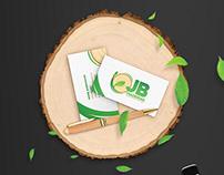 BRAND IDENTITY | JB Madeiras | + FREE MOCKUP