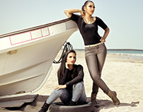 High Fashion Shoot Oman
