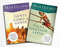 Max Lucado - Novas capas