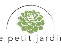 Logo: le petit jardin