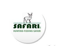 safari logo design