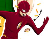 Arrow/Flash Collab