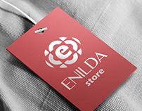 Enilda Store | Brand Identity