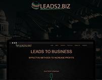 Web-site : Leads2.biz
