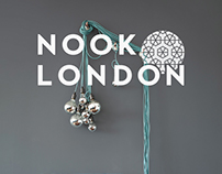 Nook London - SOCIAL MEDIA, GRAPHIC DESIGN, and PHOTO