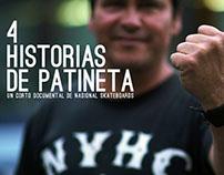 4 HISTORIAS DE PATINETA / ENG SUB / 23min