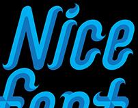 Nice Font