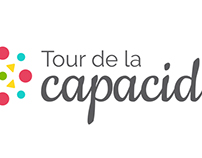 Tour de la Capacidad - Logosímbolo