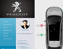 Media Center Peugeot