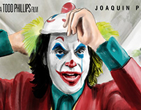 Joker - Watercolor Alternate Poster