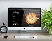 Drink Tastefully (Landing Page) - Website Design
