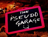 The Pseudo Garage (UPCYCLED PRODUCTS)