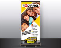 Comunicação ROLL-UP Rodinhas