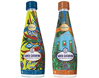 Santa Catarina spring water design