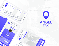 Angel Taxi | Ride booking Mobile Application