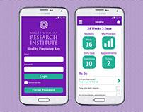 Healthy Pregnancy App