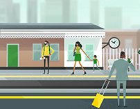GWR Animation for 375 Sustainable Brand Engagement