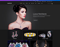 BigCommerce Theme & Shopify Theme for Jewelry Stores