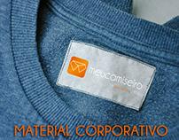 meucamiseiro | Material Corporativo