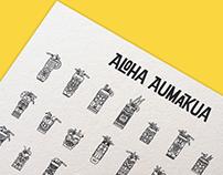 ALOHA AUMAKUA (iconset)