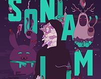 Soniamiki Federico Poster