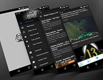 Metal Video Channel App