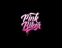 Pink Biker MX