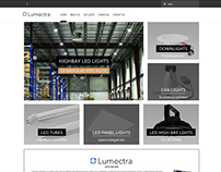 Website for LED Light Bulb Supplier