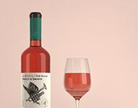 Branding & Packaging for the Wine