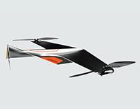Land Rover Diceros Drone