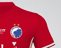 FC Copenhagen Jerseys