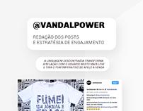 Social Media - Vandal