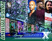 SPRING-MEMORIAL X 10th Anniversary Campaign (2019)