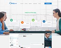 iHelp.com Web Site Home Page