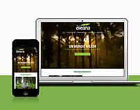 Website Oleana