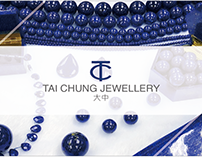 Expo Banner Design/ Stones, Sliver and Shell Jewellery