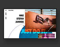 NIKE SJ Collection | Website