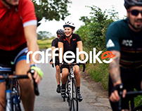 Rafflebike: Logo & Brand Identity