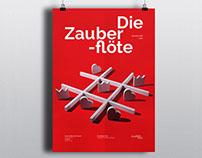 The Magic Flute – Opera Poster