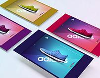 Landing Page | Design Concepts | Web