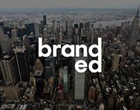 BrandEd Holdings / Microsite